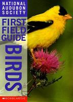 National Sudubon Society first field guide : Birds