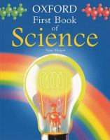 Oxford first book of science