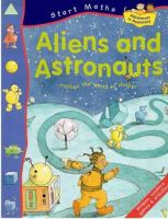 Aliens and astronauts : explore the world of shapes