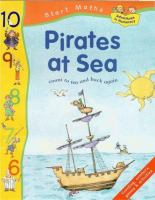Pirates at sea : count to ten and back again