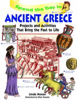 Spend the day in ancient Greece : projects and activities that bring the past to life