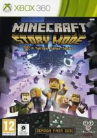 Minecraft story mode [Elektronisk resurs] : season pass disc