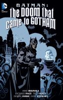Batman - the doom that came to Gotham
