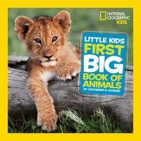 First big book of animals