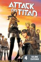 Attack on Titan: Vol. 4.