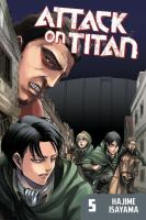 Attack on Titan: Vol. 5.