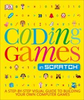 Coding games in Scratch
