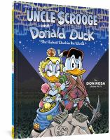 Walt Disney's Uncle Scrooge and Donald Duck 5 : The richest duck in the world