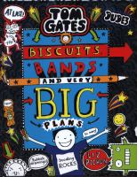 Biscuits, bands, and very big plans