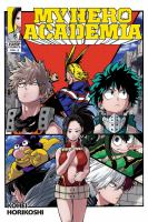 My hero academia / story & art Kohei Horikoshi ; translation & English adaptation: Caleb Cook. Vol. 8.