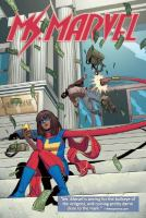 Ms. Marvel: Vol. 2, Generation Why / writer: G. Willow Wilson ; artists: Jacob Wyatt, Adrian Alphona