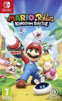 Mario + Rabbids - Kingdom battle [Elektronisk resurs].