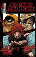 My hero academia: Vol. 16, Red riot
