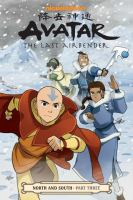 Avatar, the last airbender: North and South. : P. 3.