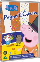 Peppa [Videoupptagning] = Greta Gris / producer: Phil Davies ; created and directed by Mark Baker & Neville Astley ; written by Mark Baker ... ; animation director: Joris van Hulzen. Gretas circus.