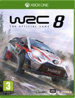WRC 8 [Elektronisk resurs] : the official game.