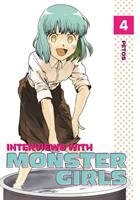 Interviews with monster girls: Vol. 4.