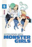 Interviews with monster girls: Vol. 5.