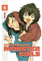 Interviews with monster girls: Vol. 6.