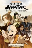 Avatar, the last airbender: The promise. : P. 1.