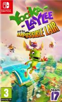 Yooka-Laylee and the the impossible lair