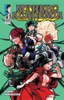 My hero academia: Vol. 22.