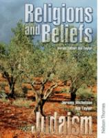 Religions and Beliefs: Judaism: Pupil's Book