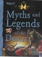 Myths and Legends of the Desert