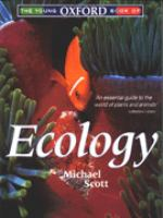 The young Oxford book of ecology